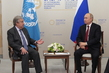 Secretary-General Meets President of Russian Federation 3.7724538
