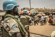 United Nations Police Patrol in Central Mali to Deter Attacks 8.340281