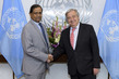 Farewell Call by Permanent Representative of Sri Lanka
