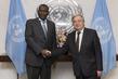 New Permanent Representative of Sudan Presents Credentials 2.856904