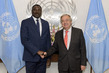 Secretary-General Meets Foreign Minister of The Gambia 2.856904