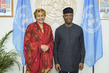 Deputy Secretary-General Meets with Vice President of Nigeria 1.0