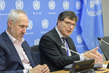 Director of Global Migration Data Analysis Center at IOM Guest at Noon Briefing 3.241502
