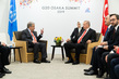 Secretary-General Meets President of Turkey in Osaka 1.5744576