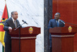 Secretary-General Visits Mozambique 10.43624