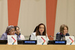General Assembly Meets on Gender Equality and Women's Leadership for a Sustainable World 3.231666