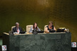 General Assembly Commemorates 25th Anniversary of Conference on Population and Development 3.2317946