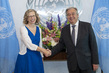 Secretary-General Swears in Executive Director of UN Environment Programme 2.8577518