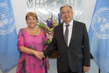 Secretary-General Meets UN High Commissioner for Human Rights 2.8577518