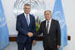 Secretary-General Meets Foreign Minister of Malta 2.8577518
