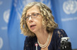 Executive Director of UN Environment Programme Guest at Noon Briefing