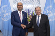 Secretary-General Meets Minister of Commerce and Industry of Oman 2.8577518