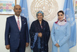 Deputy Secretary-General Meets Minister of Commerce and Industry of Oman