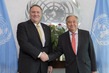 Secretary-General Meets Secretary of State of United States