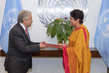 New Permanent Representative of Sri Lanka Presents Credentials 1.0