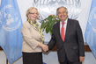 Secretary-General Meets Director-General of UN Office at Geneva 2.8598623