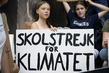 Greta Thunberg Joins Climate Action Protest Outside UNHQ 7.119606