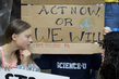 Greta Thunberg Joins Climate Action Protest Outside UNHQ 8.889206