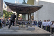 Peace Bell Ceremony in Observance of International Peace Day 4.213005