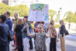UN Staff Gather in Support of Global Climate Action at UN Headquarters