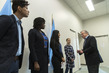 Secretary-General Meets Greta Thunberg and Young Climate Activists 2.8601398