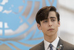 Instagram Live with Secretary-General and Aidan Gallagher 1.0