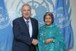 Deputy Secretary-General Meets Commissioner Mimica 7.222018