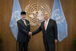 Secretary-General Meets Foreign Minister of Oman 2.8594427
