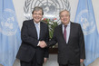 Secretary-General Meets Foreign Minister of Colombia