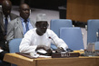 Security Council Consider Situation in Mali 3.9350307