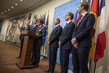 European Security Council Members Brief Media on DPRK 0.65285206