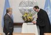 Secretary-General Swears in UN Appeals Tribunal Judge 1.0