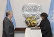 Secretary-General Swears in UN Appeals Tribunal Judge 2.8590922