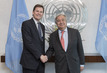 Secretary-General Meets with Head of MINURSO 2.8590922