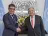 Secretary-General Meets Foreign Minister of Peru 2.8590922