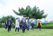 Secretary General Visits Chulalongkorn University Centenary Park 10.285174