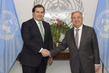 Secretary-General Meets President of Brazilian Chamber of Deputies 2.8576066