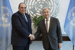Secretary-General Meets Senior Vice-President of World Bank Group 2.8576066