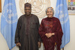 Deputy Secretary-General Meets State Governor of Gombe, Nigeria 7.251121