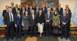 Secretary-General Meets Honorary Trustees of UN International School