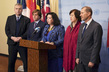 President of Security Council Briefs Press after Security Council Meeting 3.237235