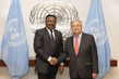 Secretary-General Meets Minister Delegate to Minister for External Relations of Cameroon