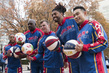 Harlem Globetrotters Visit United Nations 8.728575