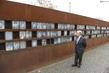 Secretary-General Visits Berlin Wall Memorial Site 2.85741