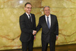 Secretary-General Meets Foreign Minister of Germany 2.285718