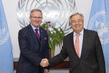 Secretary-General Meets Secretary of State of Poland 2.8571475