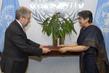 New Permanent Representative of Bangladesh Presents Credentials 1.0