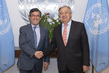 Secretary-General Meets President of Inter-American Development Bank