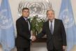 Secretary-General Meets General Carlos Alberto dos Santos Cruz 2.8573828