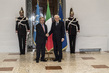 Secretary-General Meets President of Italy 3.78035